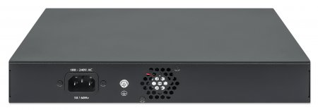 8-Port Gigabit Ethernet PoE+ Switch