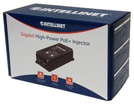 Gigabit High-Power PoE+ Injector