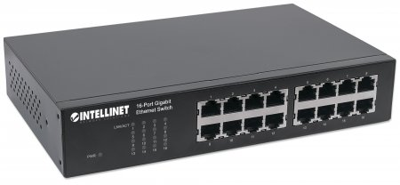 16-Port Gigabit Ethernet Switch