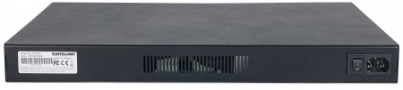 24-Port Gigabit Ethernet PoE+ Layer2+ Managed Switch with 10 GbE Uplink