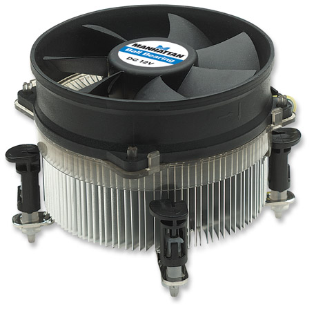 Manhattan Products - Socket LGA 775 CPU Cooler (703376)