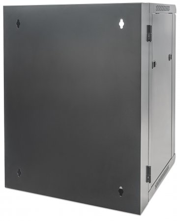 "19"" Double Section Wallmount Cabinet"