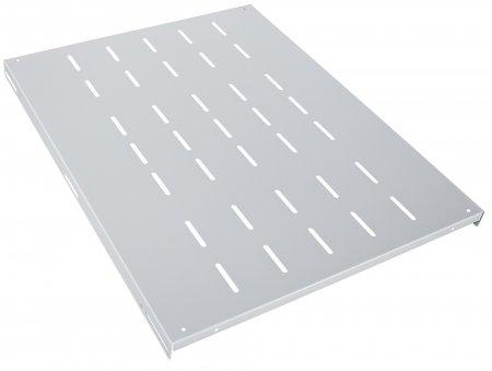 Fachboden zur Festmontage INTELLINET 1 HE, 900 mm Tiefe, grau