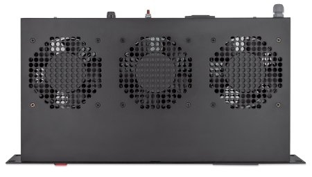 "3-Fan Ventilation Unit for 19"" Racks"