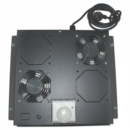 "2-Fan Ventilation Unit for 19"" Racks"