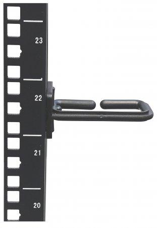 """19"""" 4 Post Open Frame Rack"""