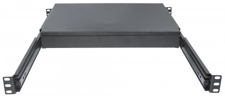 "19"" Sliding and Rotating Shelf"