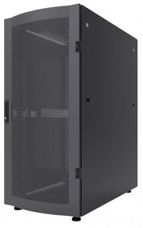 19'' Serverschrank INTELLINET 36 HE, 1728 (H) x 600 (B) x 1200 (T) mm, Schutzklasse IP20, vollständig montiert, schwarz