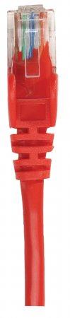 Premium Netzwerkkabel, Cat6, U/UTP INTELLINET 100% Kupfer, Cat6-zertifiziert, RJ45-Stecker/RJ45-Stecker, 30,0 m, rot