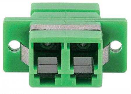Single Mode Duplex LC/APC Adapter
