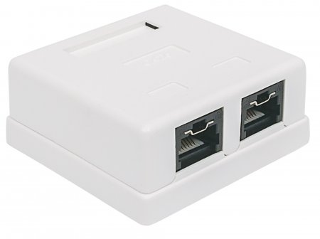 Locking Cat5e UTP Mount Box