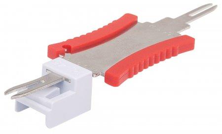 RJ45-Schlüsselwerkzeug INTELLINET Zum Entsperren von abschließbaren RJ45-Produkten, Patchpanels und Modularbuchsen