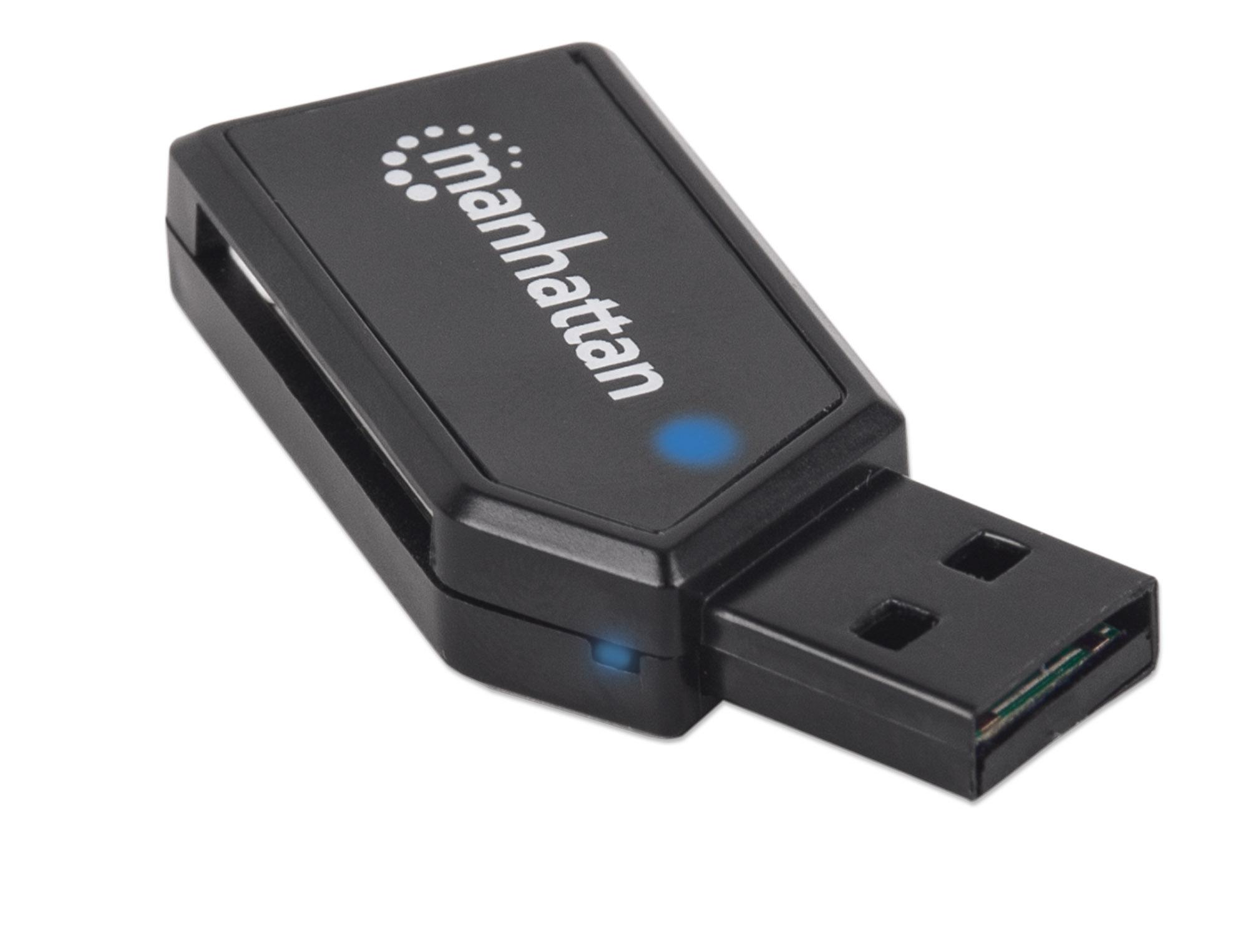 Mini USB 2.0 Multi-Card Reader/Writer