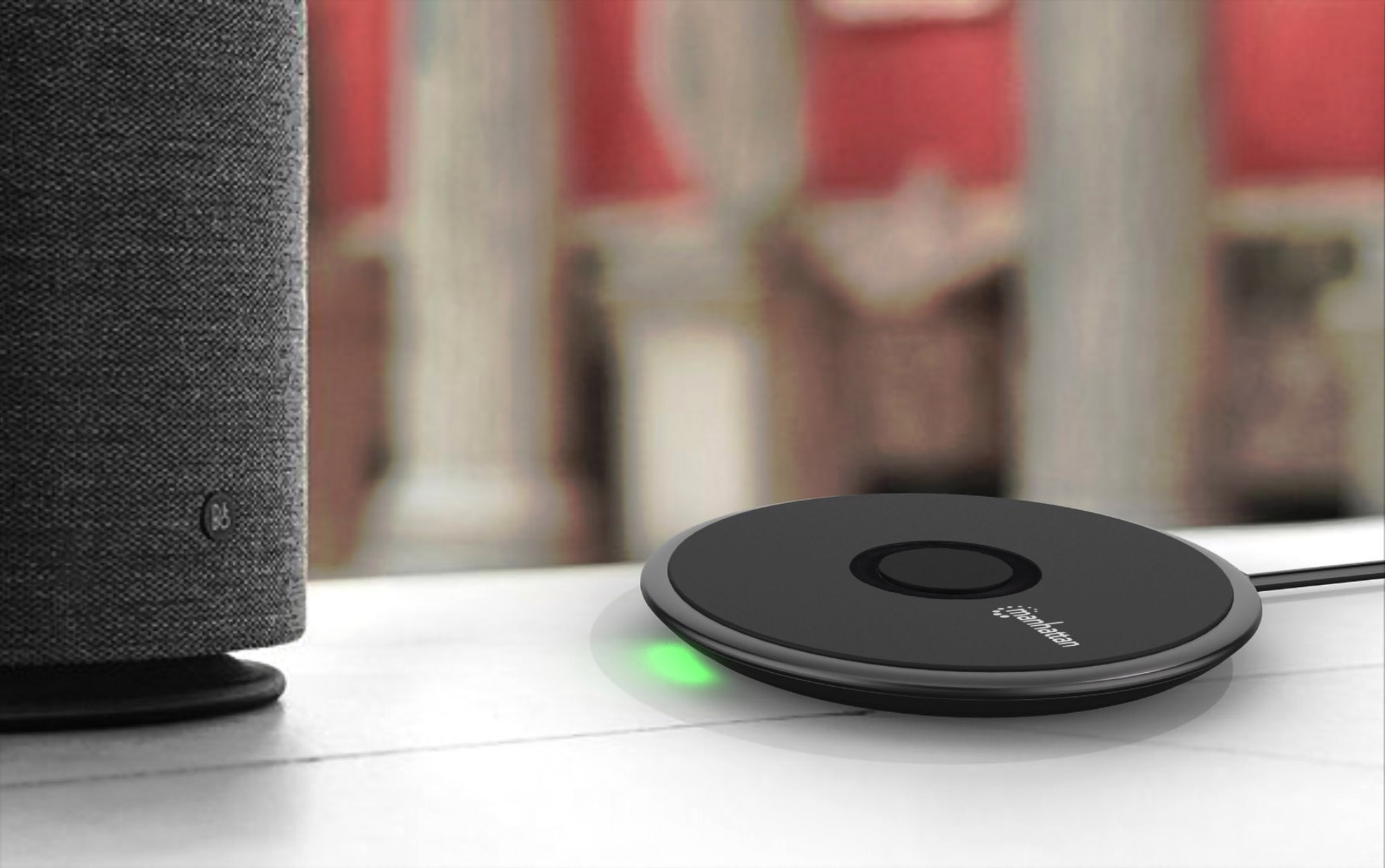 Fast-Wireless Charging Pad - 10 W