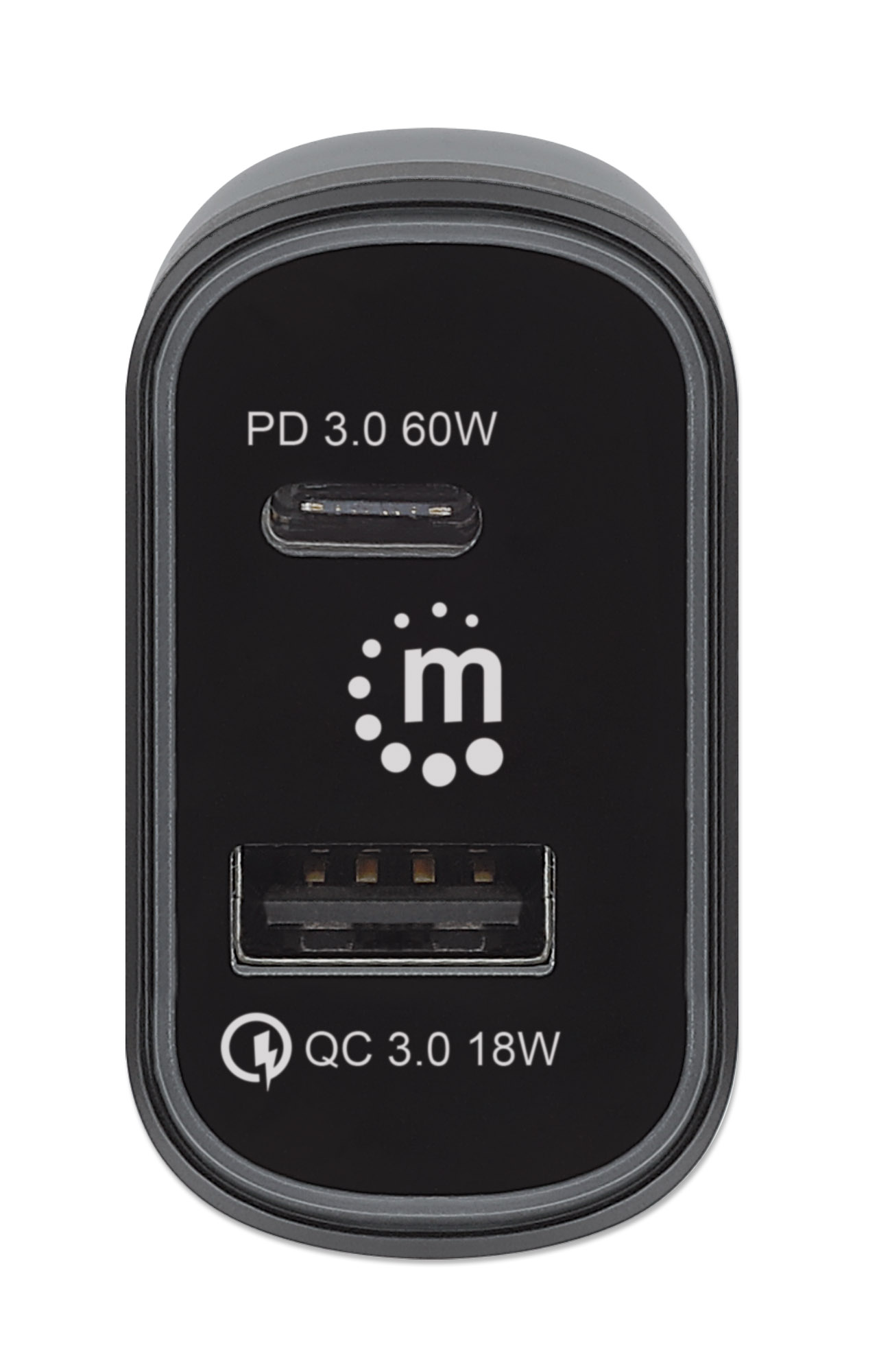 2-Port Power Delivery Car Charger - 78 W
