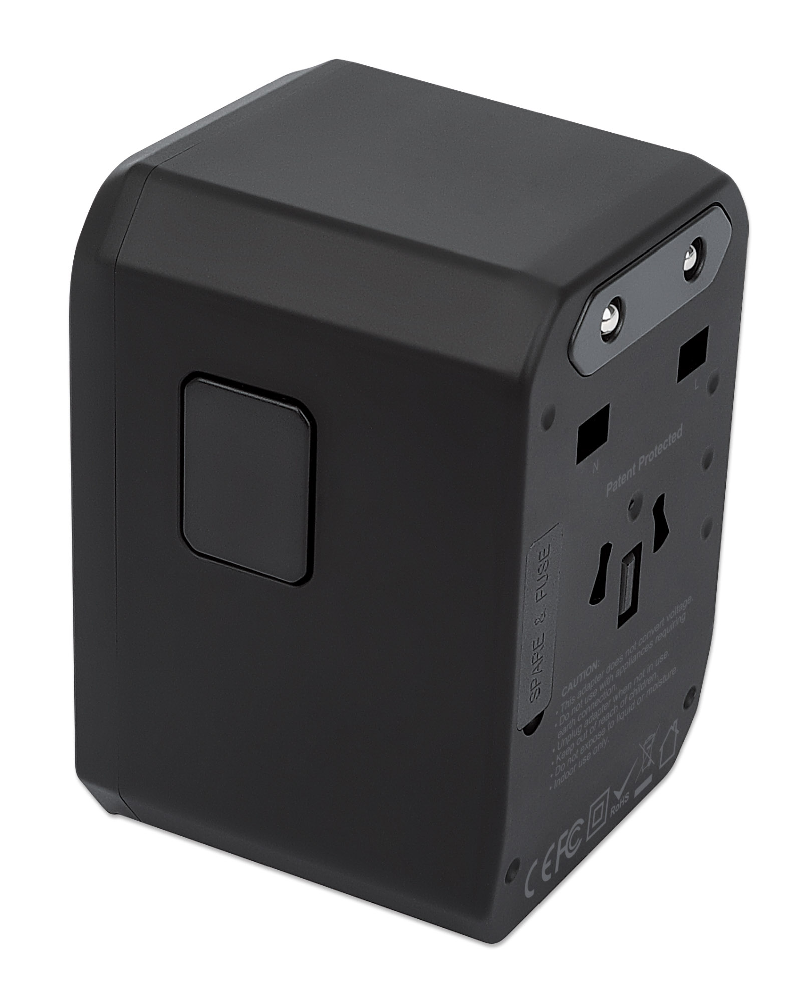 Power Delivery Wall Charger and Travel Adapter