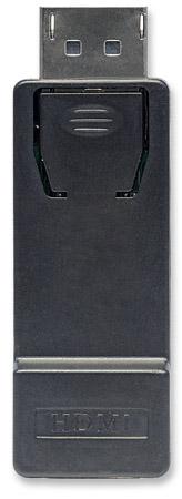 Passive DisplayPort to HDMI Adapter