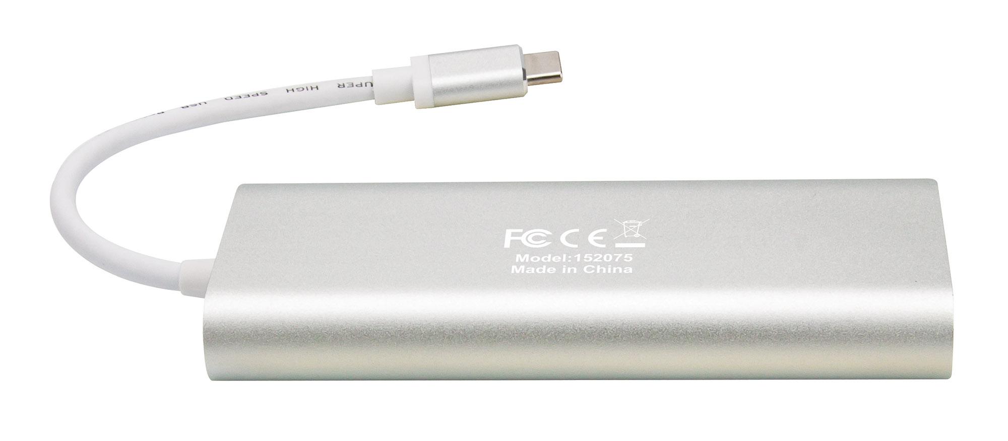 SuperSpeed USB-C Multiport Adapter