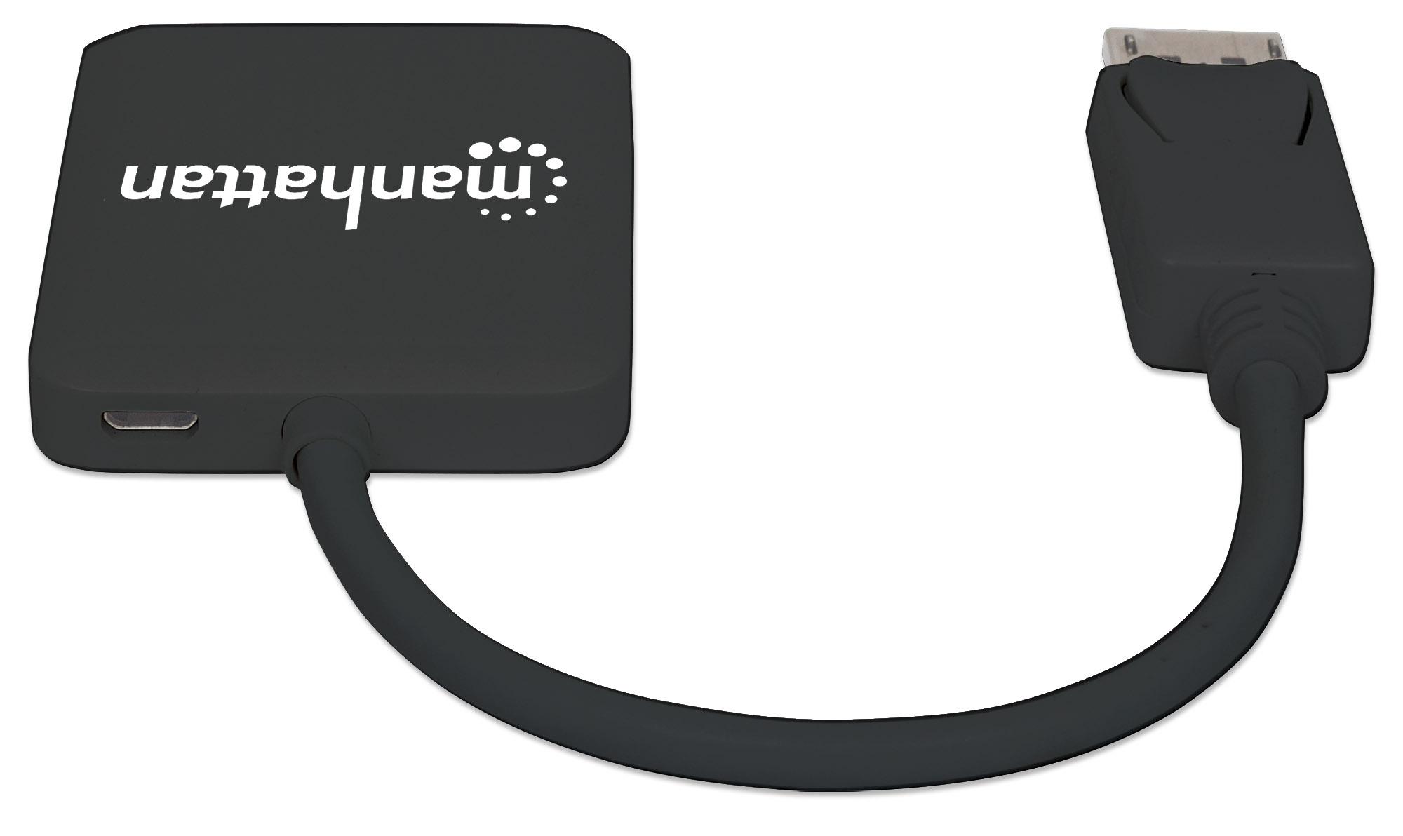 DisplayPort to Dual HDMI - MST Hub