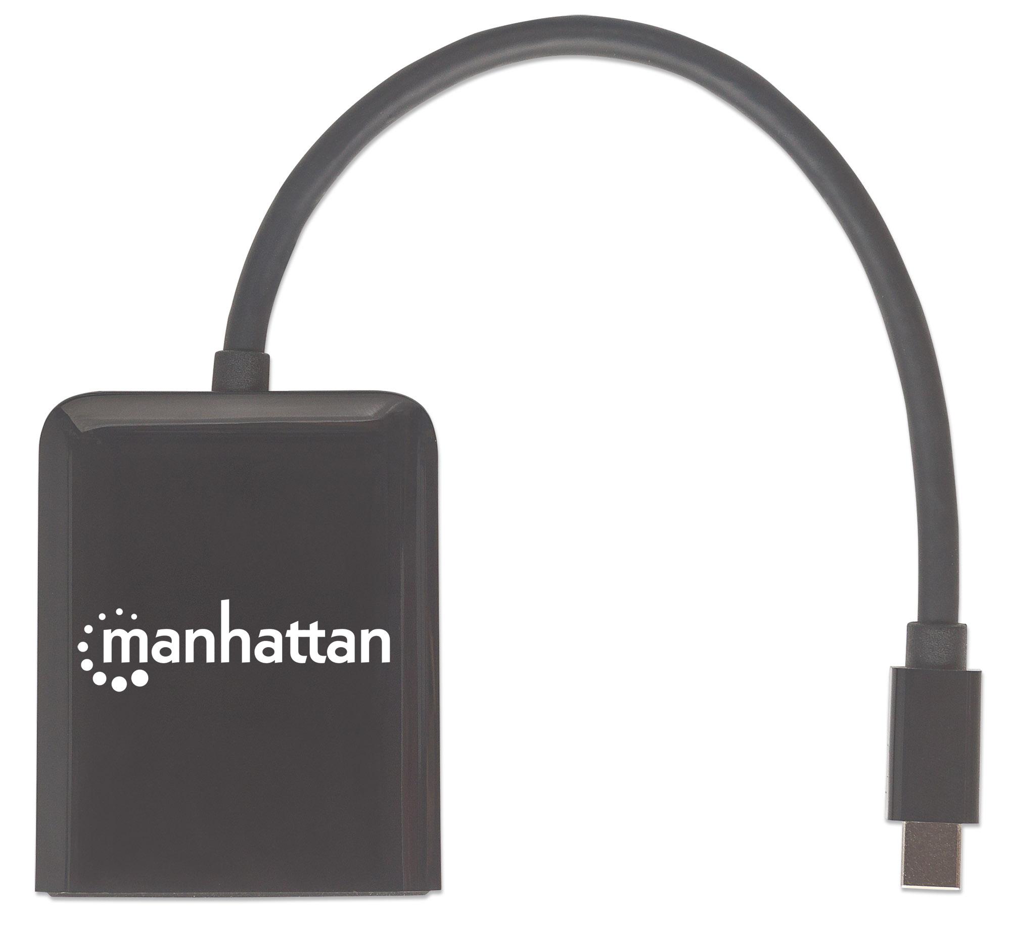 Mini DisplayPort to Dual HDMI - MST Hub
