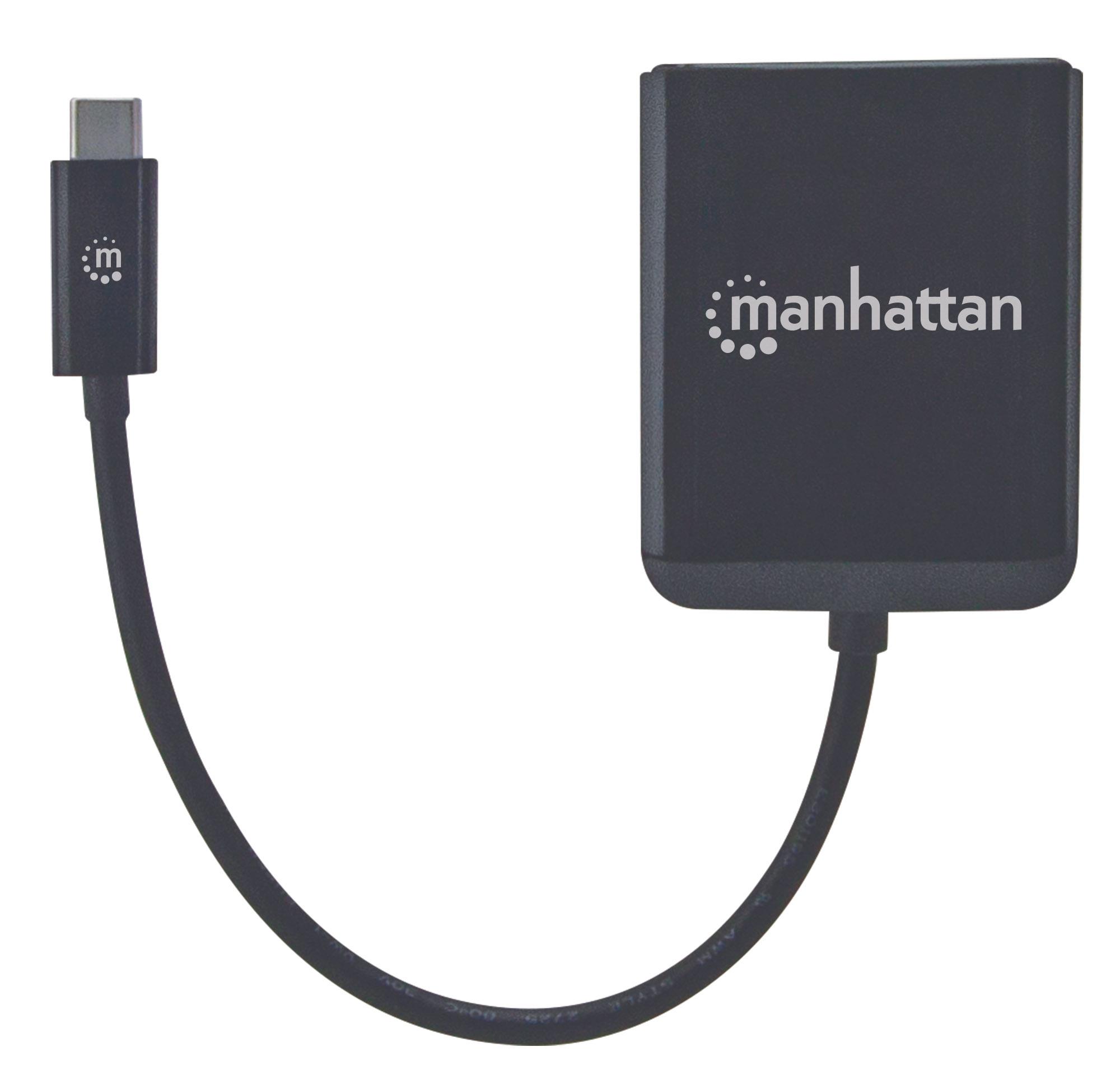 USB-C to Dual DisplayPort Adapter - MST Hub