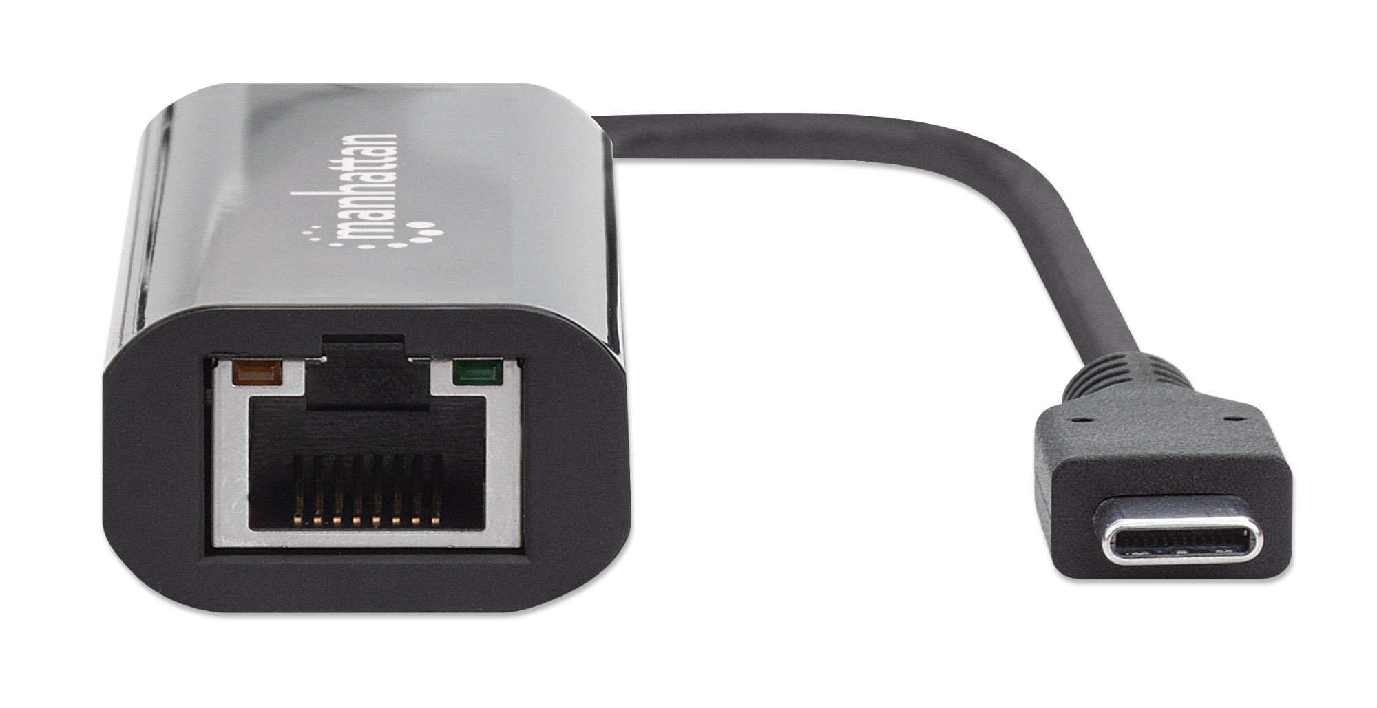 USB-C to 2.5GBASE-T Ethernet Adapter