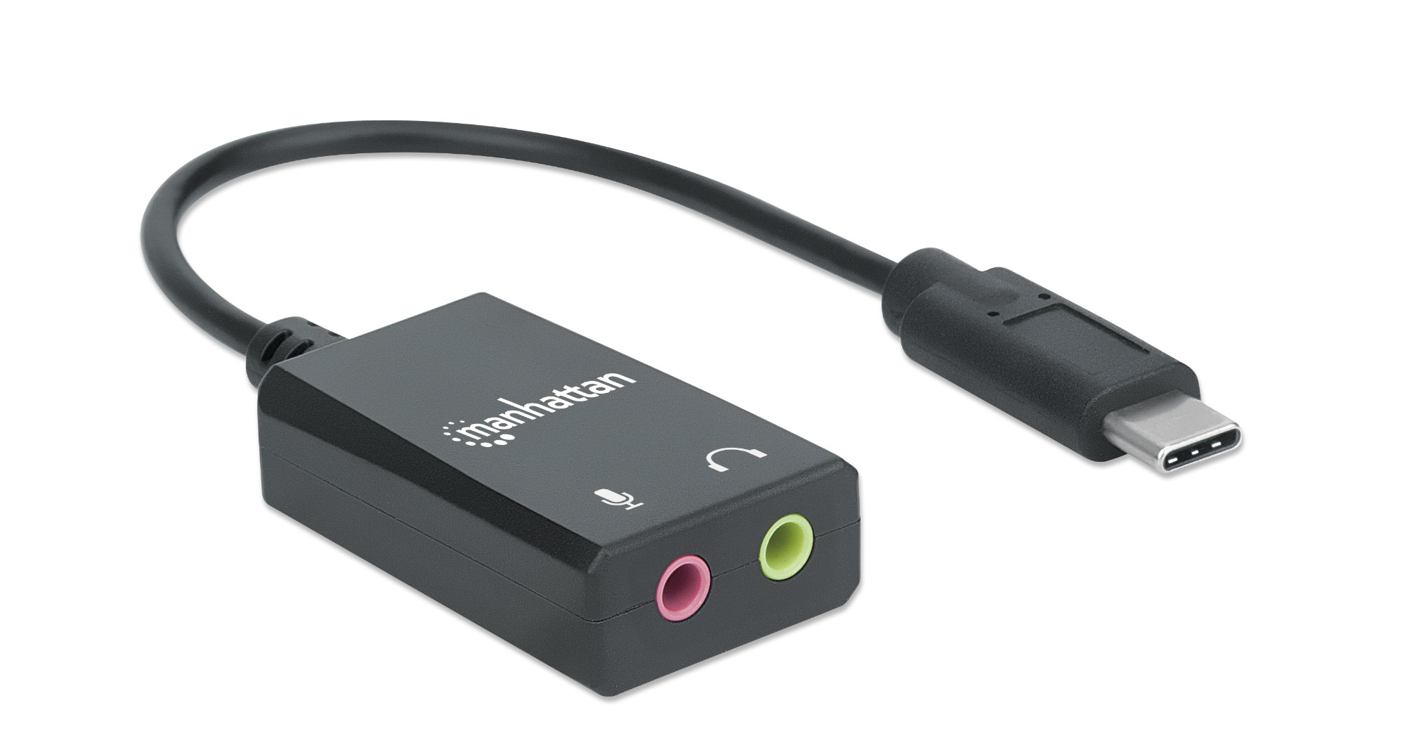 USB-C to 3.5 mm Audio Adapter with Dongle