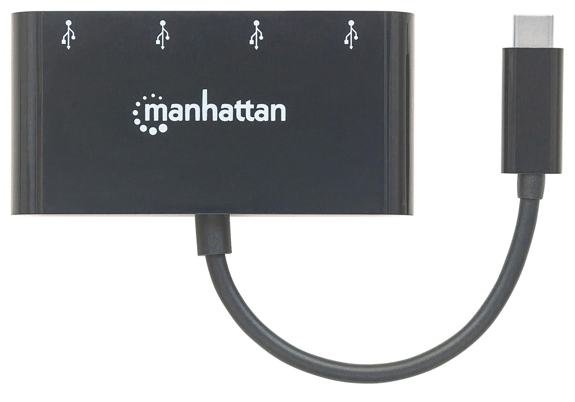 SuperSpeed USB-C 3.2 Gen 1 C Hub