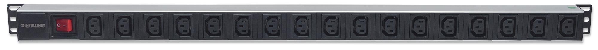 Vertical Rackmount 17-Output C13 Power Distribution Unit (PDU)