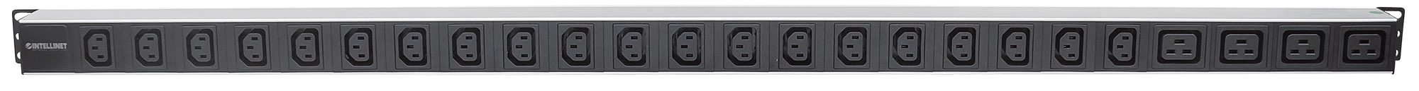 Vertical Rackmount 24-Output Power Distribution Unit (PDU)