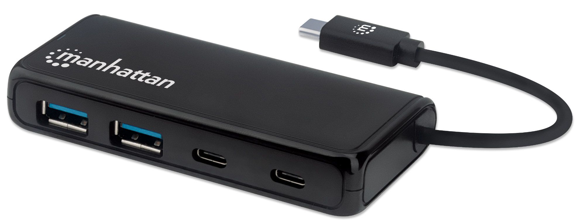 4-Port USB 3.2 Gen 1 Hub