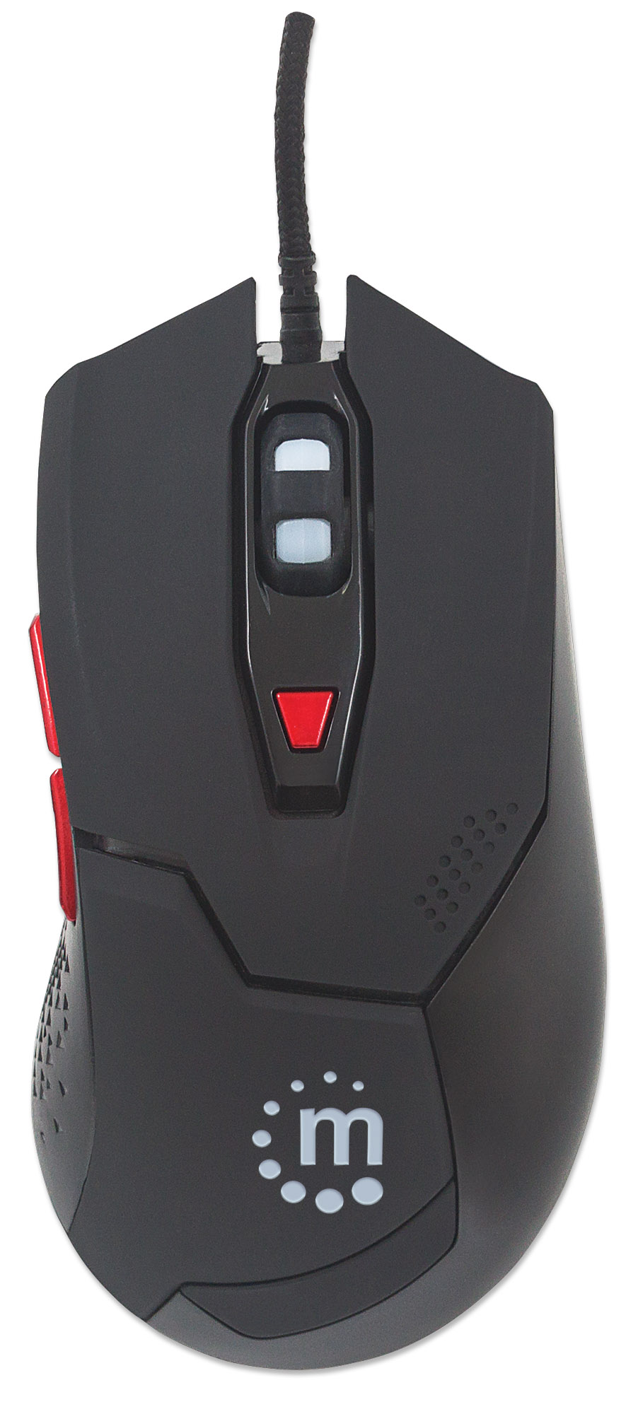 Wired Optical Gaming Mouse with LEDs