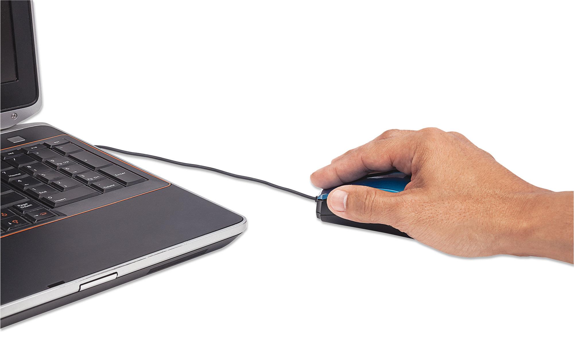 Edge Optical USB Mouse