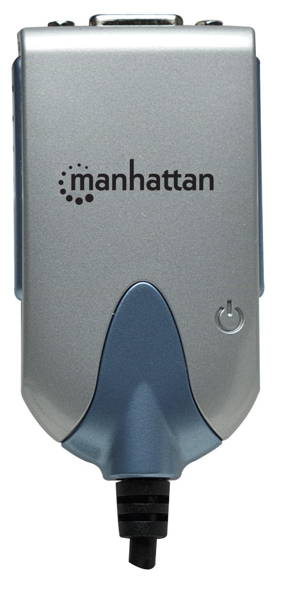 Hi-Speed USB 2.0 SVGA Converter