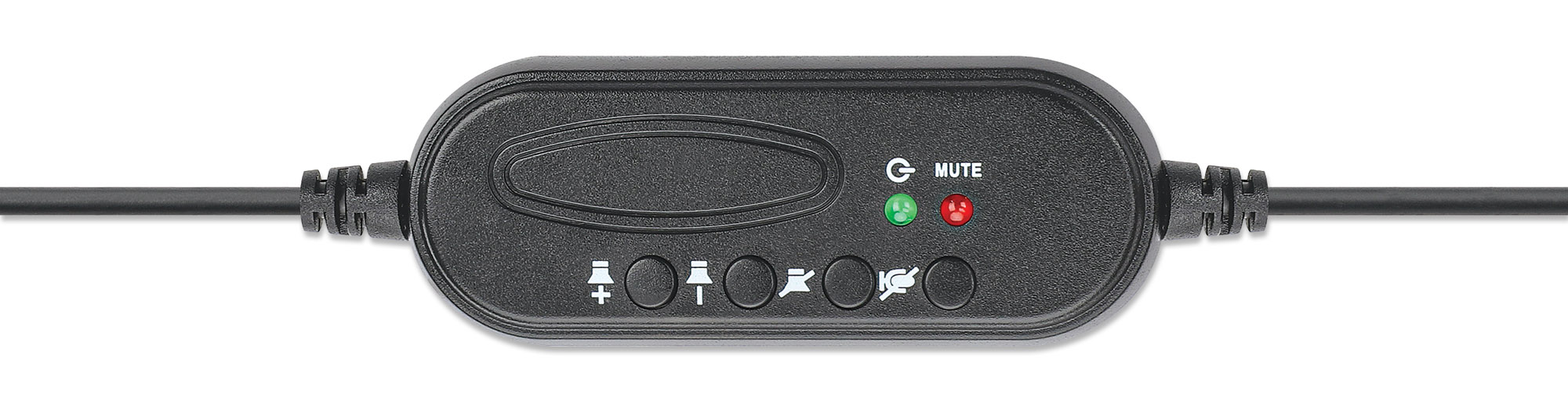 Mono USB Headset