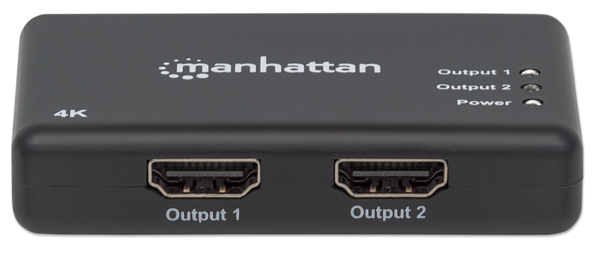 4K 2-Port HDMI Splitter