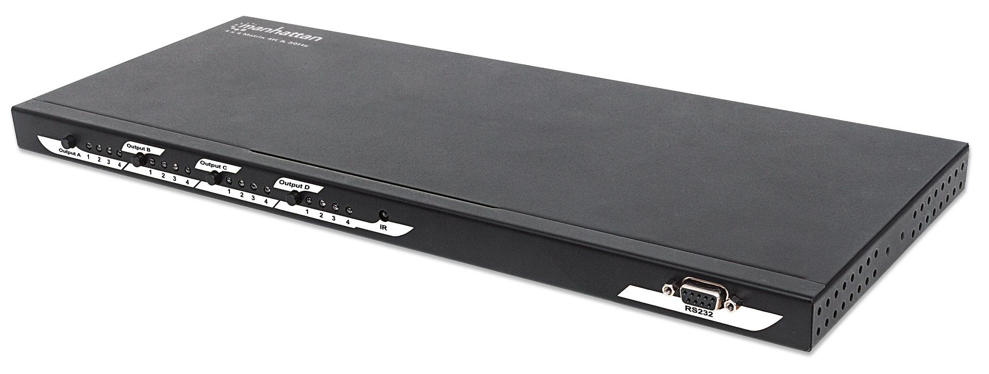 4K 4x4 HDMI Matrix
