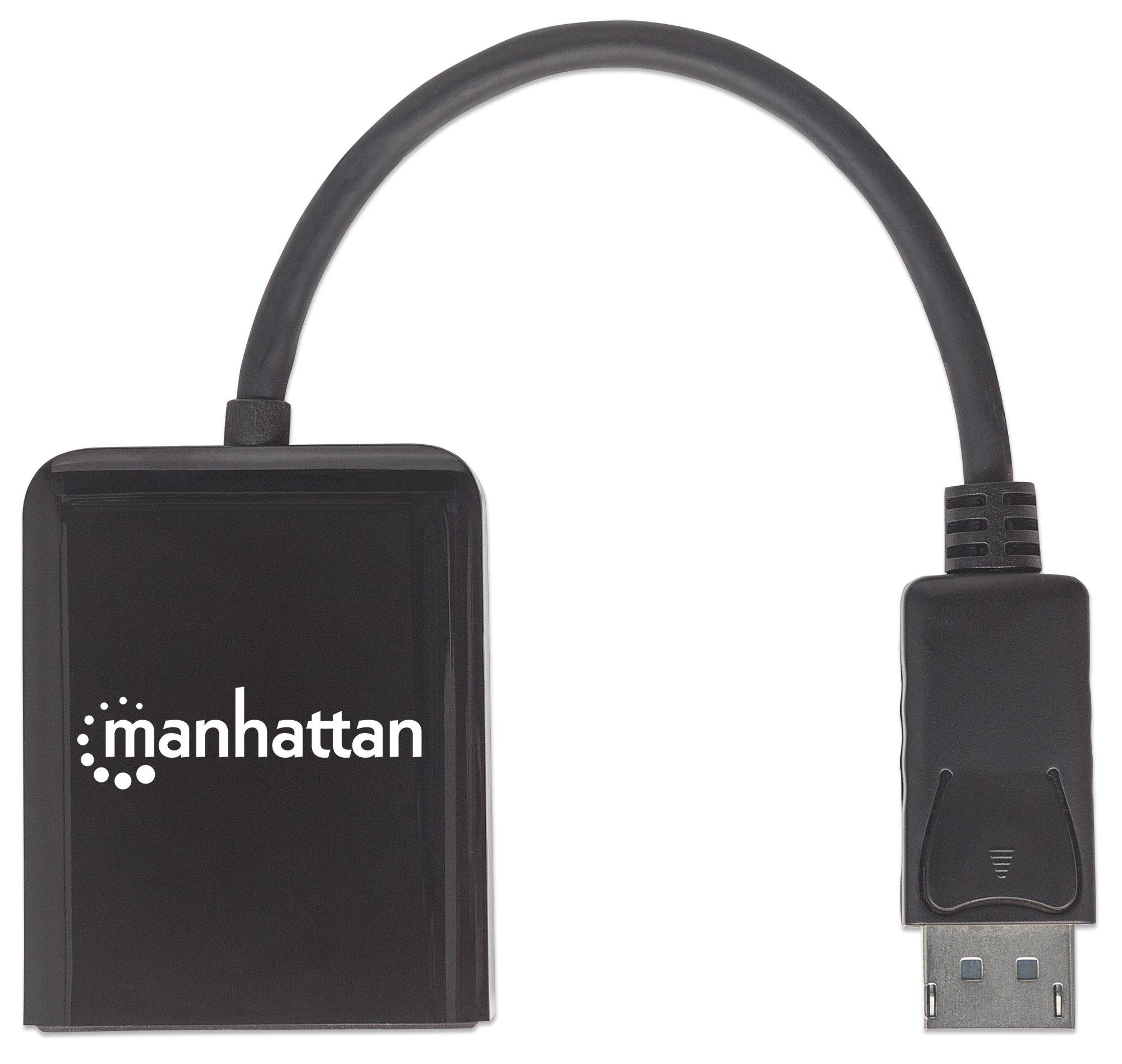 DisplayPort to Dual DisplayPort - MST Hub