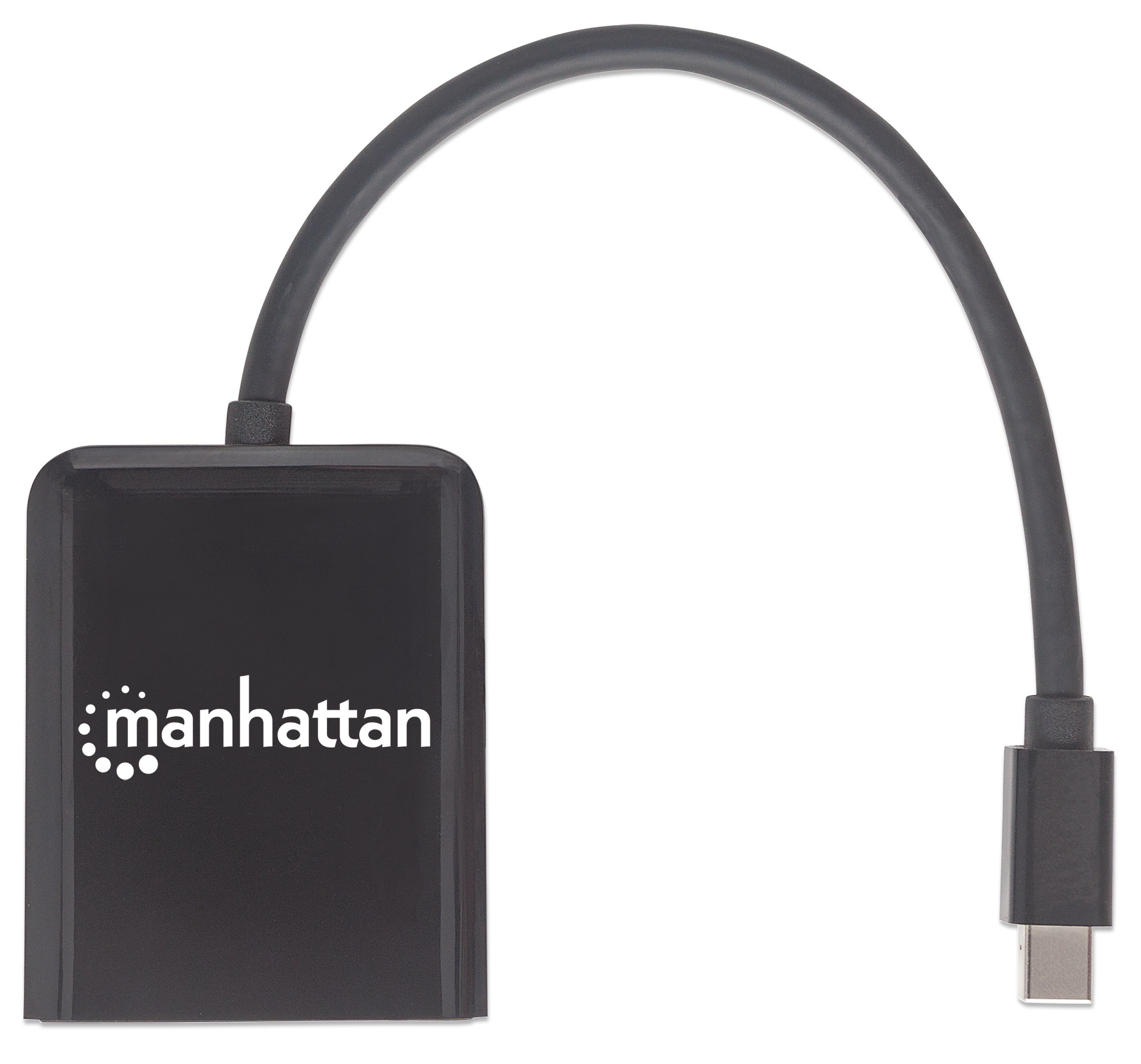 Mini DisplayPort to Dual DisplayPort - MST Hub