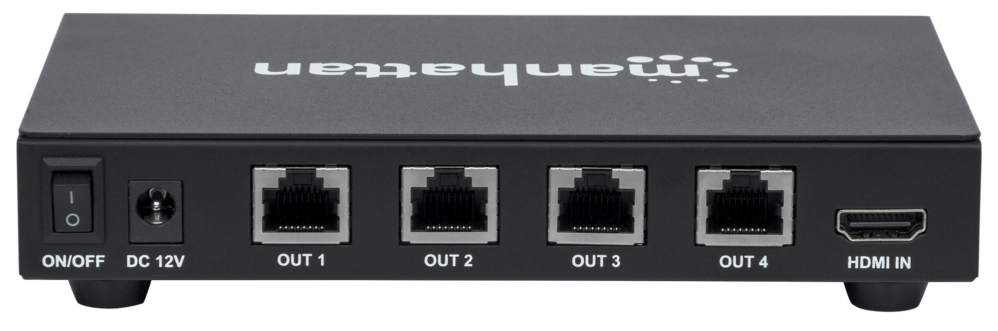 1080p 4-Port HDMI Extending Splitter Transmitter