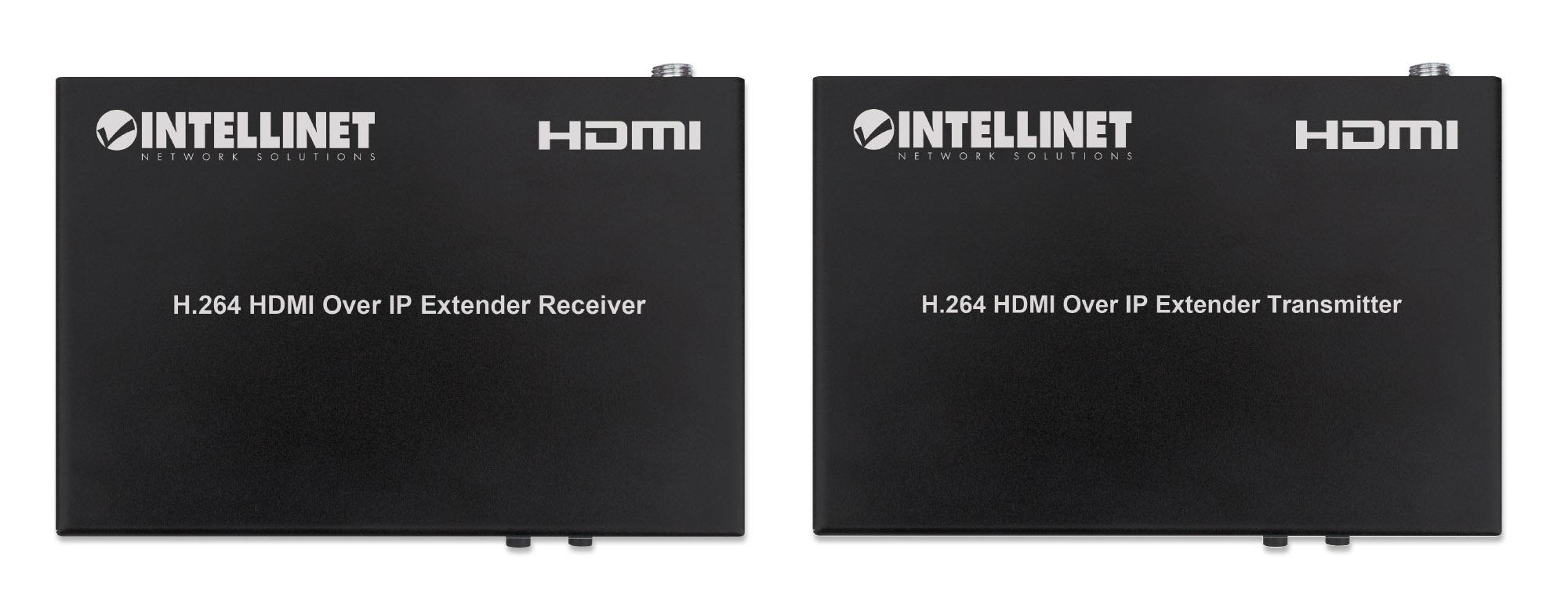 H.264 HDMI Over IP Extender Kit