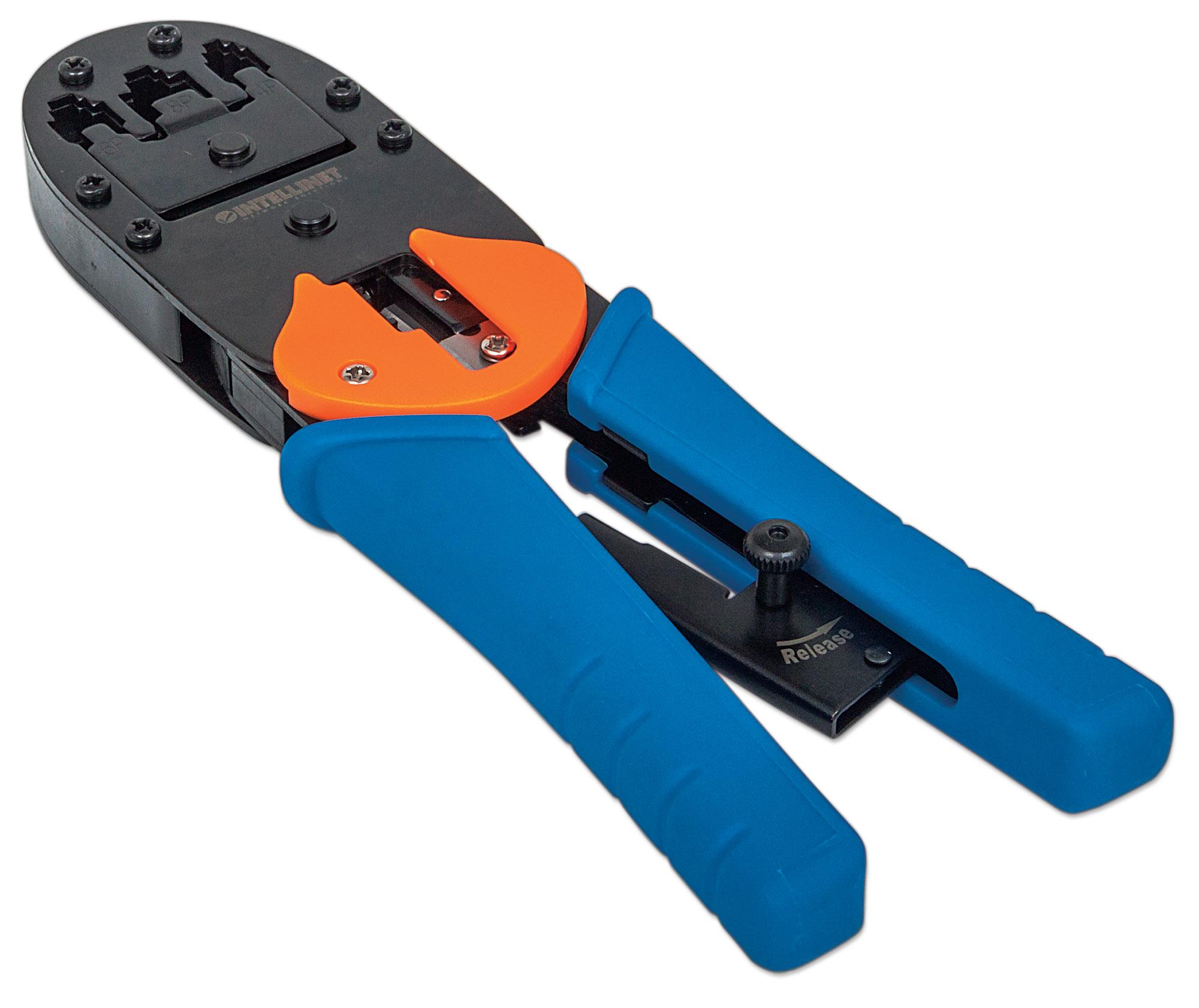 Universal Modular Plug Crimping Tool