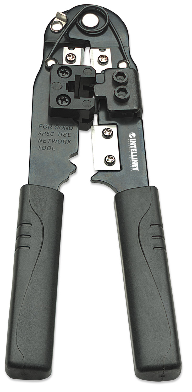 Modular Plug Crimp Tool