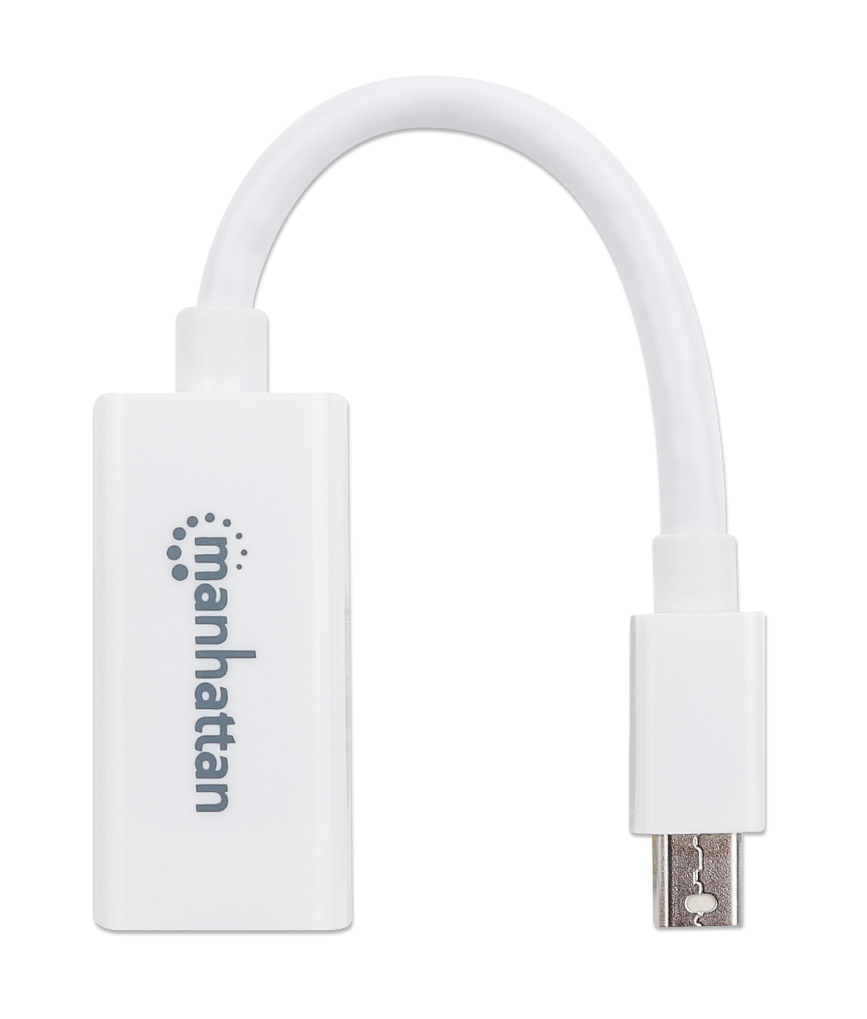 Passive Mini DisplayPort to HDMI Adapter
