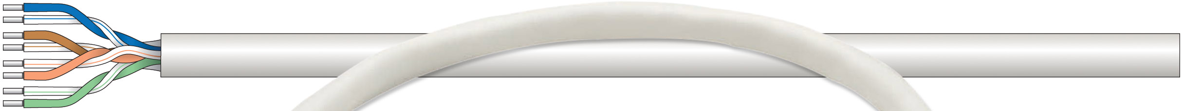 Cat5e (UTP) Bulk Cable