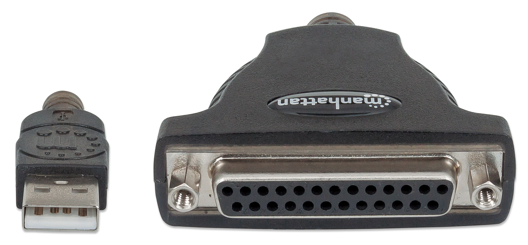 Full-Speed USB to DB25 Parallel Printer Converter