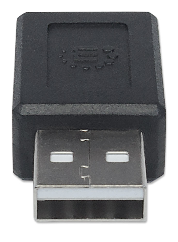 USB 2.0 Type-C to Type-A Adapter