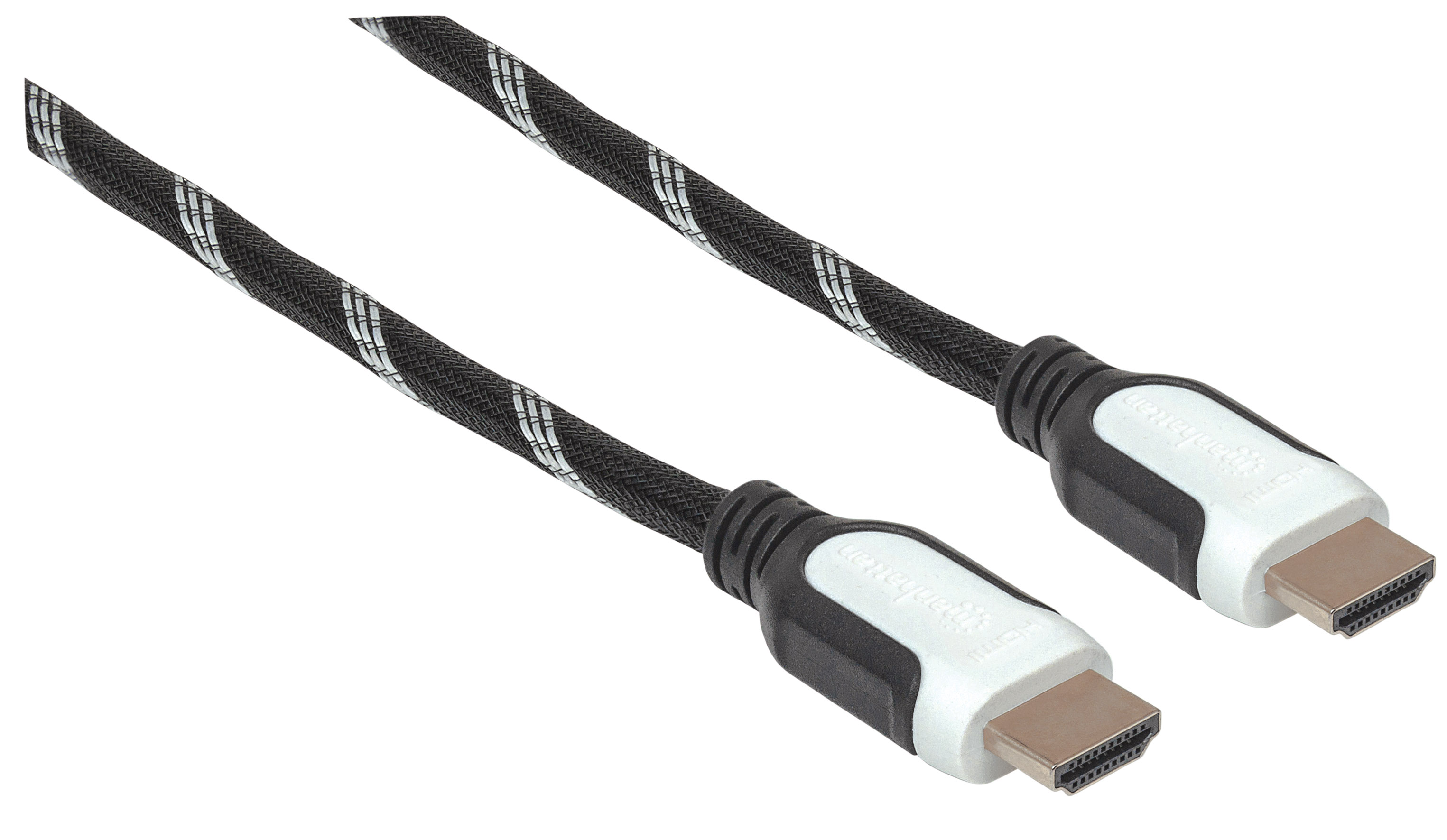 Braided High Speed HDMI Cable with Ethernet