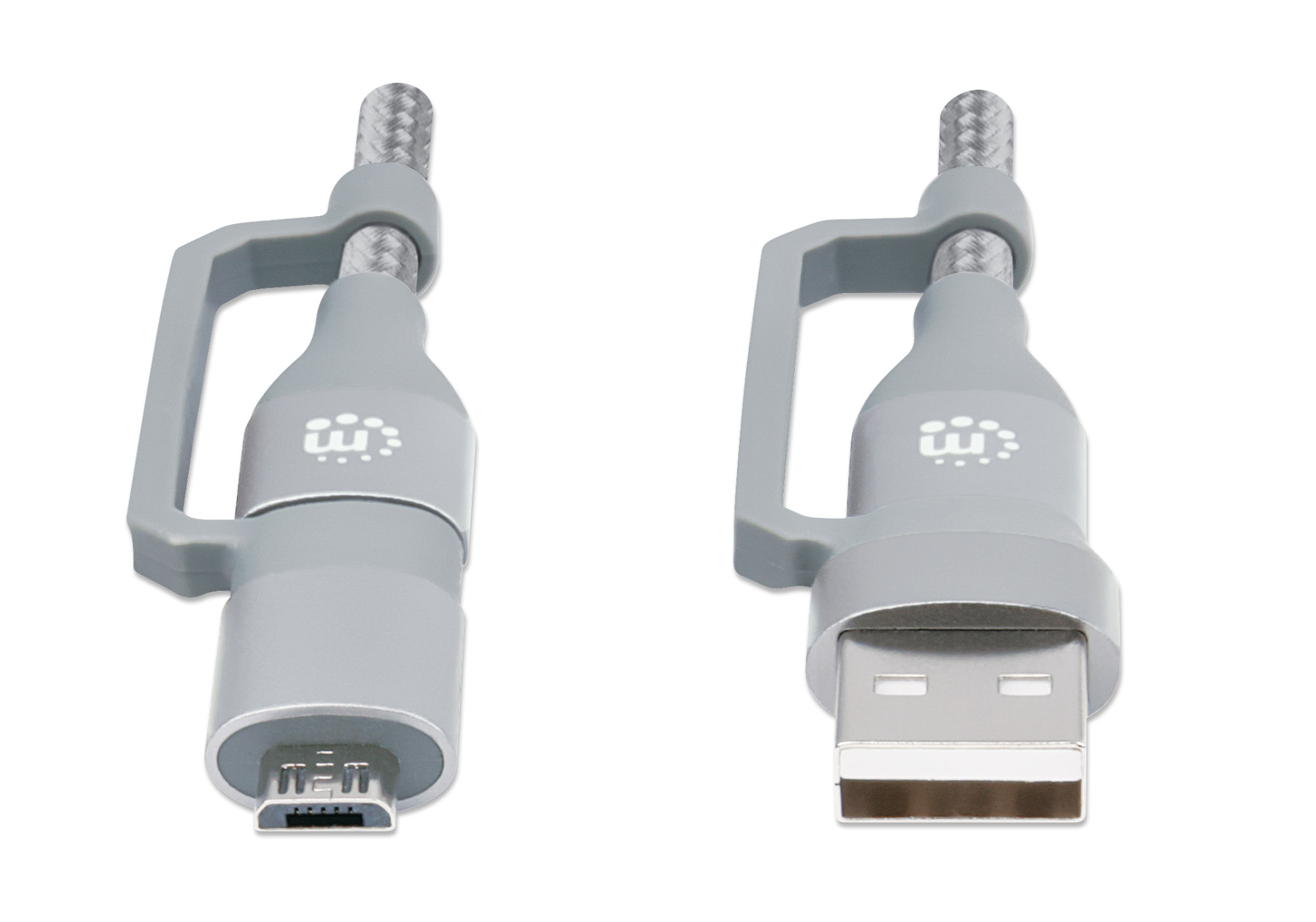 4-in-1 Charge & Sync USB Cable