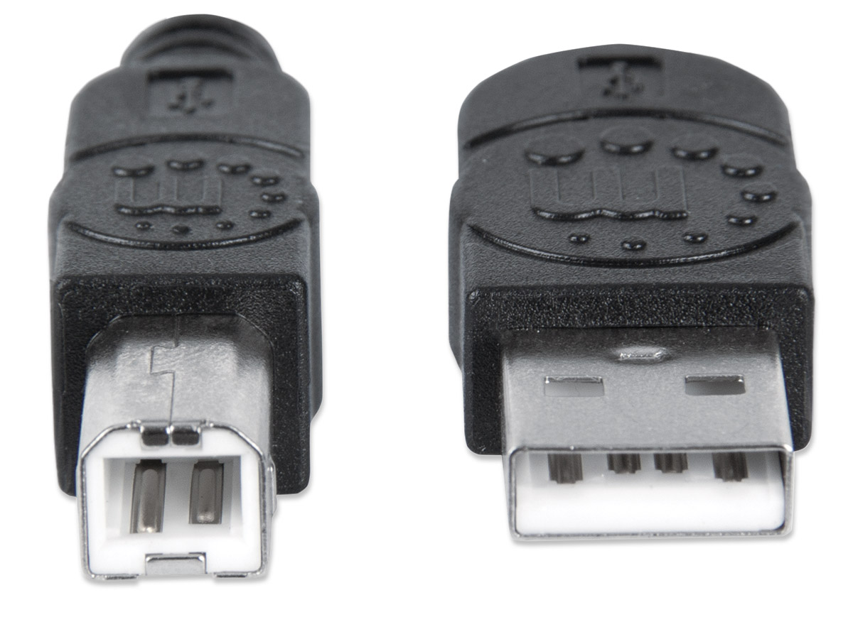 Hi-Speed USB B Device Cable